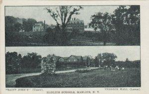 MANLIUS , New York , 00-10s ; Schools