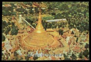 The Shwe Dagon Pagoda