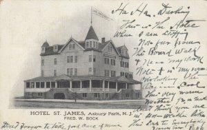 ASBURY PARK , New Jersey , 1907 ; Hotel St James
