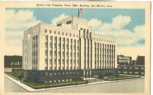 Bankers Life Company, Home Office Building, Des Moines, I...