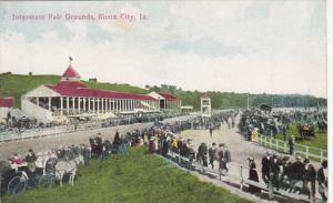 Iowa Sioux City Interstate Fair Grounds