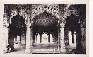 RP: Diwan-I-Khas , Delhi Fort , India , 30-40s