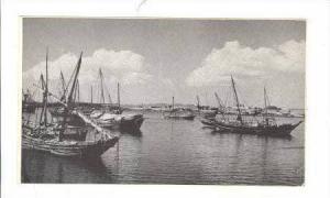 Fishing Fleet, East Pakistan, Asia, 1940s