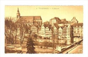 Tübingen,Baden-Württemb erg, Germany 00-10s L'Eglise