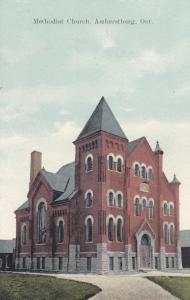 AMHERSTBURG , Ontario, Canada, 00-10s ; Methodist Church