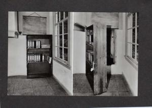 Anne Frank Huis, House, Amsterdam, Netherlands Postcard Real Photo, RPPC