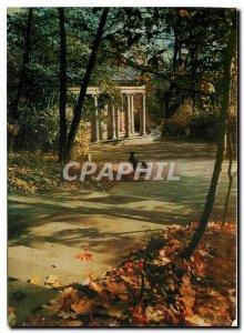 Postcard Modern Warszawa Lazienki