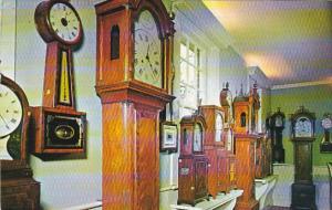 The Clock Museum Old Sturbridge Village Massachusetts 1967