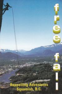 Canada Free Fall Rappelling Adventures Squamish British Columbia