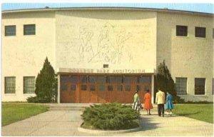 College Park Auditorium, Jackson, Mississippi, MS, Chrome
