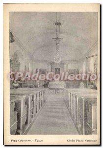 Old Postcard Little Crown Church