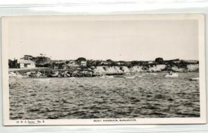australia, KINGSCOTE, S.A., Boat Harbour (1950s) RPPC