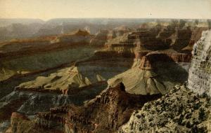 AZ - Grand Canyon National Park.   (Fred Harvey)