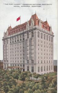 WINNIPEG , Canada , 1935 ; Hotel Winnipeg