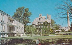15251 RI Kingston  URI   Davis hall and administration  building