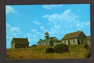 NH Chapel Parsonage ISLES OF SHOALS NEW HAMPSHIRE PC