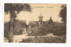 Barbizon , France, 00-10s   La Chapelle