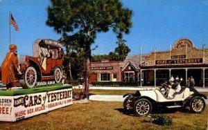 Horn's Cars of Yesterday - Sarasota, Florida FL