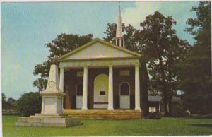 Bethesda Presbyterian Hurch & Grave of Baron DeKalb, Camden, South Carolina