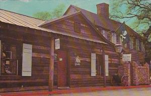 Georgia Savannah The Pirates' House 1965
