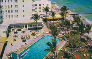 Florida Miami Beach The Caribbean 1957