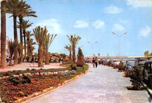 Spain Villanueva y Geltru Promenade Maritime, Paseo