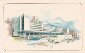 Canada Martinique Hotel Motor Inn Montreal Quebec