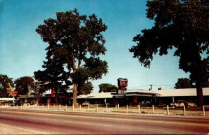 Illinois Lyons Chicagoland Motel 1966