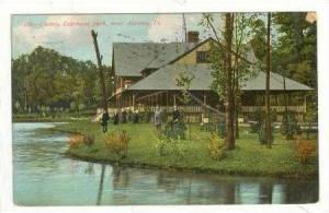 Casino, Lakemount Park, Altoona, Pennsylvania, 1910
