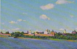 The Kremlin Novgorod Russia