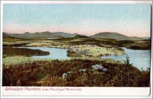 Lake Placid & Mirror Lake NY