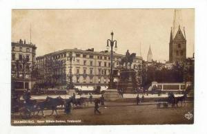 RP: Hamburg, Germany 1905   Kaiser Wilhelm-Denkmal   A. G. Stieglitz Photo Po...