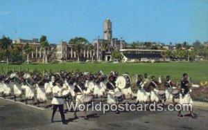 Fiji Police Band Suva Fiji, Fijian Unused