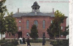 Maine Pittsfield Maine Central Institute