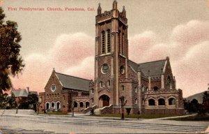 California Pasadena First Presbyterian Church