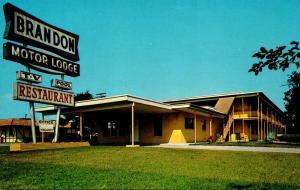 Florida Brandon Brandon Motor Lodge