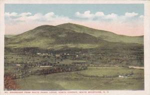 New Hampshire White Mountains Mount Kearsarge From White Horse Ledge North Co...
