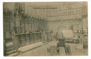 Coro De La Catedral, Plasencia (Extremadura), Spain, 1900-1910s