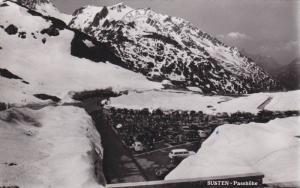 RP, Passhohe, Susten, Switzerland, 1920-1940s