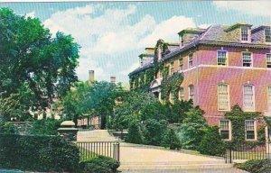Rhode Island Providence Howard Terrace & Alumnae Hall Pembroke College