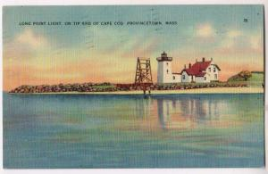 Long Point Light, Cape Code, Provincetown Mass