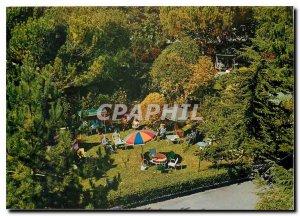 Postcard Modern Hotel San Giorgio Fuiggi Fonte (Frosinone) via Prenestina