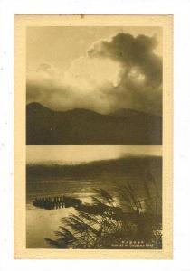 Sunset , Lake Chūzenji , Nikko , Japan, 1920-40s