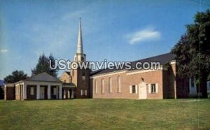 Brevard Methodist Church in Brevard, North Carolina