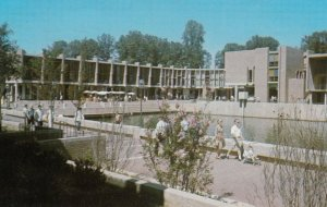 RESTON, Virginia, PU-1969; Washington Plaza