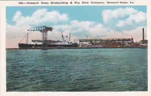 Virginia Newport News Shipbuilding & Dry Dock Company