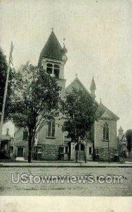 Presbyterian Church, Bradford - Pennsylvania