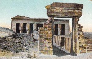 DENDERAH , Egypt , 00-10s ; Temple of Denderah