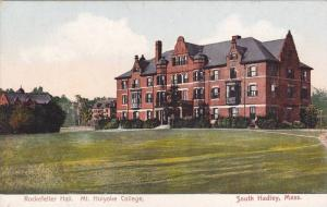 Rockefeller Hall, Mt. Holyoke College,  South Hadley,   Massachusetts,   00-10s