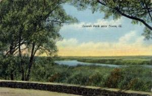 Lowell Park Dixon IL 1945